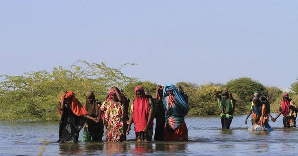 Somalia, U.N. seek $80 million relief aid for flood victims