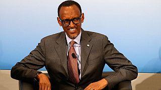 Rwandan President Paul Kagame meets Macron ahead of vivatech