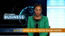 Spike in global oil prices raises hopes in Africa