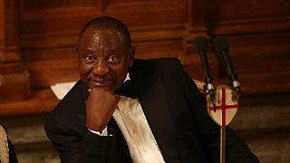 South Africa's Ramaphosa donates half of presidential salary to Mandela fund