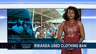 Rwanda sticks to its guns on used clothes ban despite U.S threats to withdraw AGOA benefits [Business Africa]