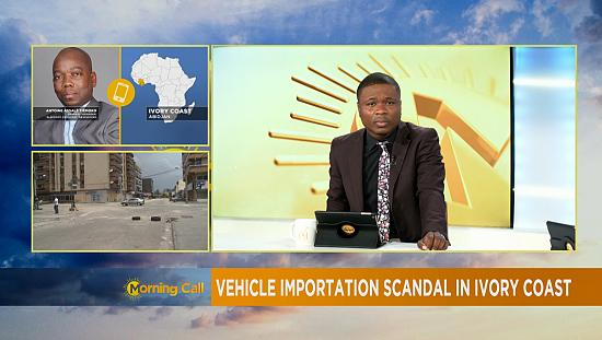 Vehicle importation fraud in Ivory Coast