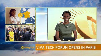 Le forum Vivatech s'ouvre à Paris [The Morning Call]
