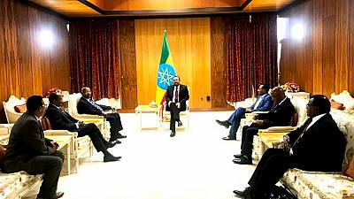Ethiopia PM, ODF leaders agree to foster national unity