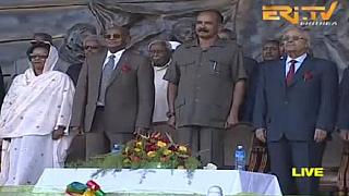 Eritrea climaxes week-long 27th independence anniversary celebration