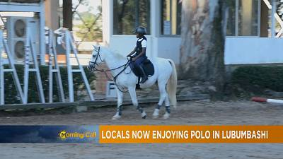 Growing the Polo sport in DRC