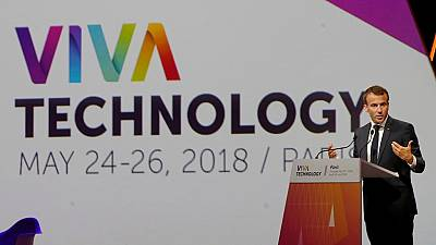 2018 VivaTech conference kicks off