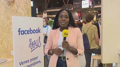 Vivatech 2018 : Mark Zuckerberg on fake news