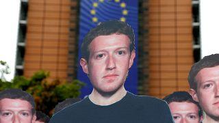 AB Zuckerberg'i sorguladı