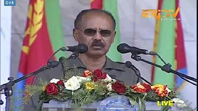 Eritrea marching forward despite unremitting hostilities - Afwerki