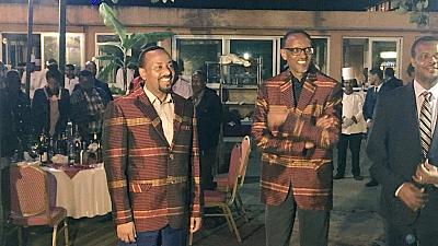 Kagame's official visit to Ethiopia: Run-down of a busy first day