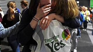 Ireland referendum ends abortion ban as Catholic Church stays off