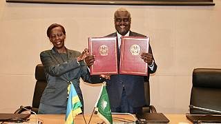 Rwanda becomes third country to ratify A.U. free trade pact