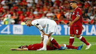 Real Madrid-Liverpool : le réconfort de Ramos à Salah