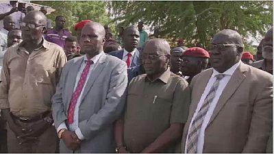 Washington blacklists six South Sudan officials