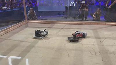 The battle of killer robots