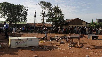 Nigeria : au moins trois morts dans un double attentat au Nord-Est
