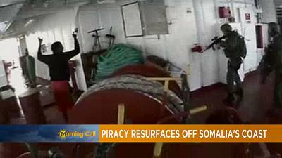 Resurgence of Piracy off the coast of Somalia
