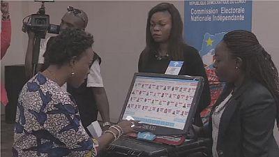 DR Congo electoral register stirs debate