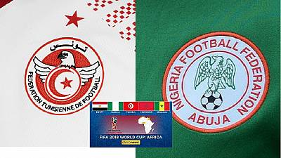 Russia 2018: Nigeria and Tunisia record draws in respective warm-ups