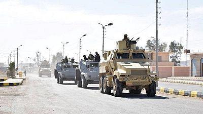 Égypte : deux soldats et huit jihadistes tués (armée)