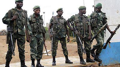 RDC: peine de mort pour un militaire accusé du meurtre de cinq civils (médias)