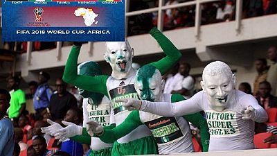 Mondial 2018 : les Super Eagles du Nigeria satisfaits de leur préparation