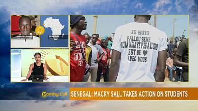 Senegal: Sall yields to varsity student demands