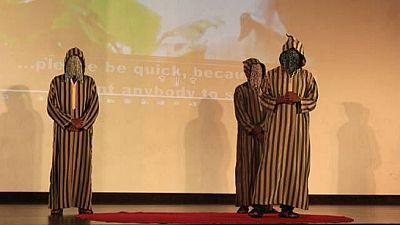 Ghana's faceless journalist demands his 'true' identity, twitter erupts
