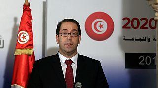 En Tunisie, le Premier ministre Youssef Chahed s'en prend au fils du président