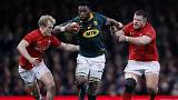 New Boks skipper Kolisi wants to inspire all South Africans