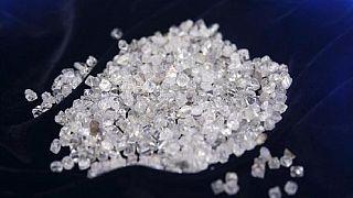 Botswana : une mine de diamant vendue à plus de 8 millions de dollars