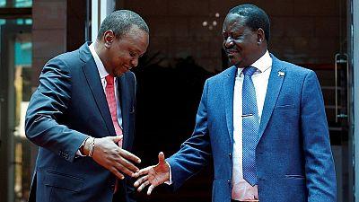 Kenya : le président et le chef de l'opposition demandent pardon au peuple