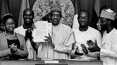 New law allows 25-year-old Nigerians to seek political office