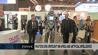 VivaTech 2018 : pleins feux sur les start-up africaines et sur l'intelligence artificielle !