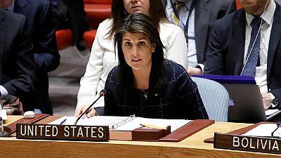 L'ONU demande un accord de paix au Soudan du Sud, sous peine de sanctions