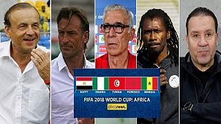 Africa's World Cup coaches: Egypt's Hector Cuper highest paid