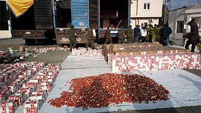 Nigeria: plus de 300 000 munitions interceptées par l'armée