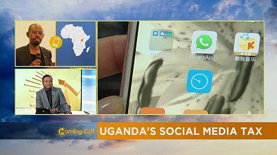 Ugandan parliament levies tax on use of social media