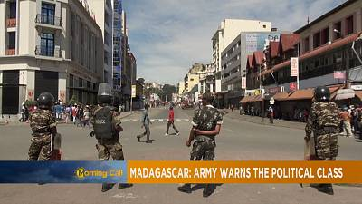 Army in Madagascar threatens to 'intervene' over political crisis