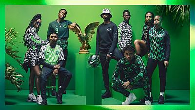 Counterfeit sales set to soar as Nigeria official World Cup jersey sells out