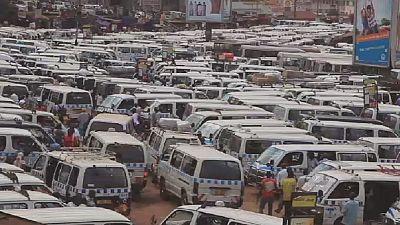 Ugandan parliament bans import of old cars
