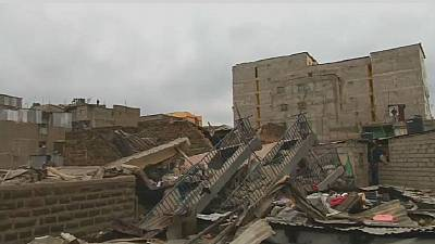 Kenya: at least 3 confirmed dead after building collapse