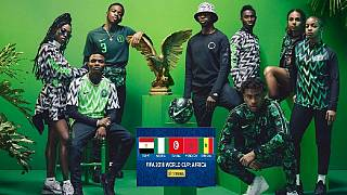 Nigerians celebrate World Cup theme song featuring Davido, Wizkid and JJ Okocha