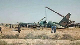 Algérie : sortie de piste d'un avion militaire, pas de blessé