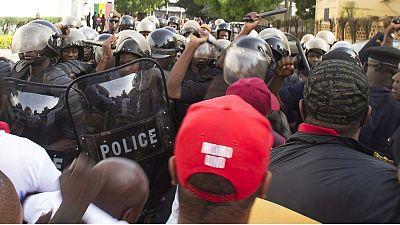 Mali : le ton monte entre pouvoir et opposition à deux mois de la présidentielle