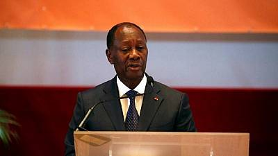 Ivory Coast's Ouattara says he's free to run again in 2020