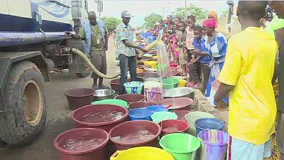 Côte d'Ivoire: vivre sans eau, le supplice des populations de Bouaké