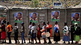 The ruling party in Zimbabwe focuses on youth ahead of Presidential election [no comment]