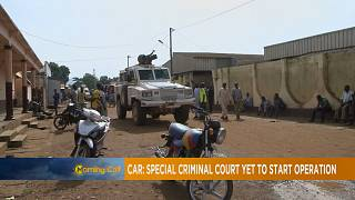 CAR: special criminal court to begin investigations
